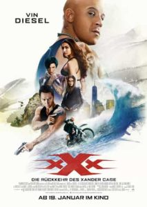 RETURN OF XANDER CAGE
